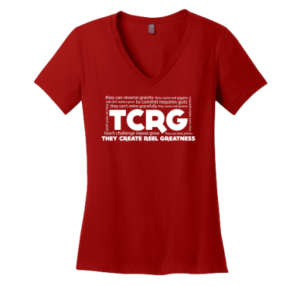 TCRG - They Create Reel Greatness Irish Dance TShirt