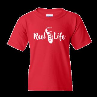 Reel Life Irish Dance TShirt