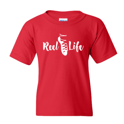 Reel Life Irish Dance TShirt