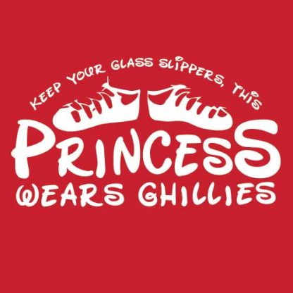 This Princess Wears Ghillies
