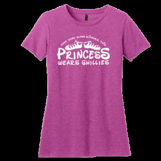 This Princess Wears Ghillies Contour T-Shirt