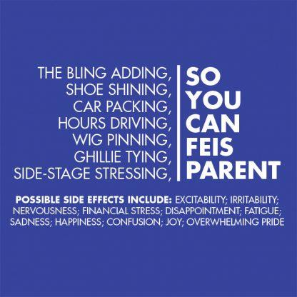 Feis Parent Cold Medicine Logo
