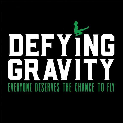 Defying Gravity Irish Dancer Icon