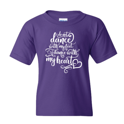 I Do Not Dance With My Feet Irish Dance Classic TShirt
