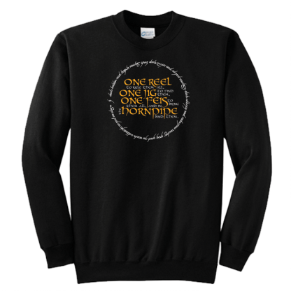 One Reel To Rule Them All Irish Dance Sweatshirt