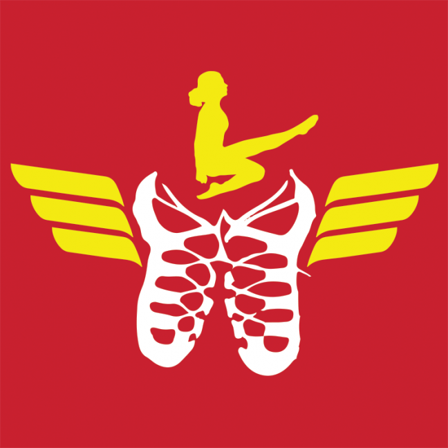 Wonder Woman Irish Dancer Red Icon
