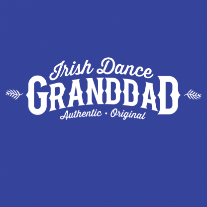 Irish Dance Granddad Icon