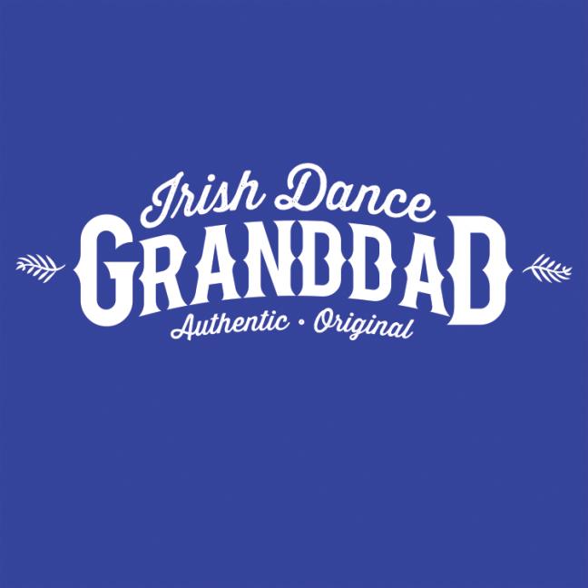 Irish Dance Granddad Icon