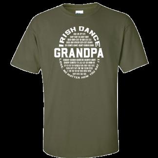 Irish Dance Grandpa Love No Matter How You Say It Classic