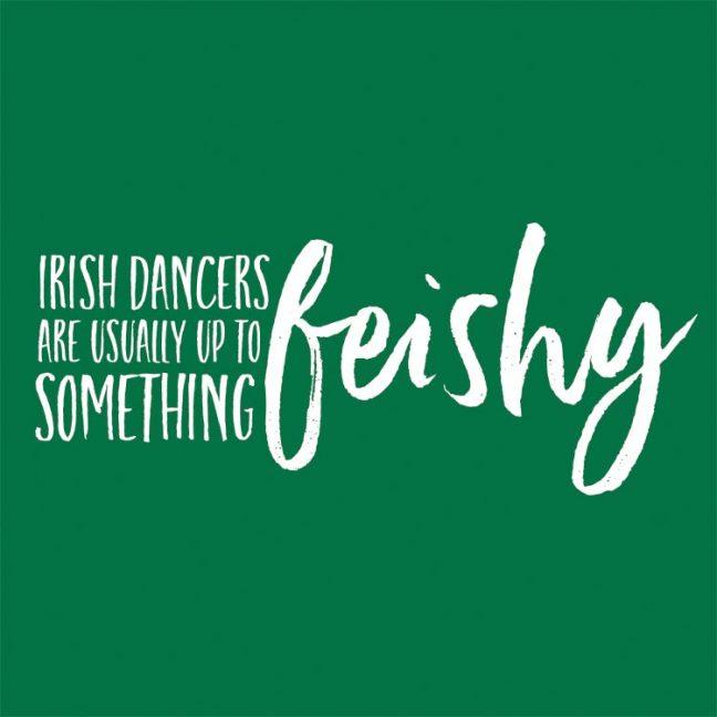 Irish Dancer Something Feishy Icon