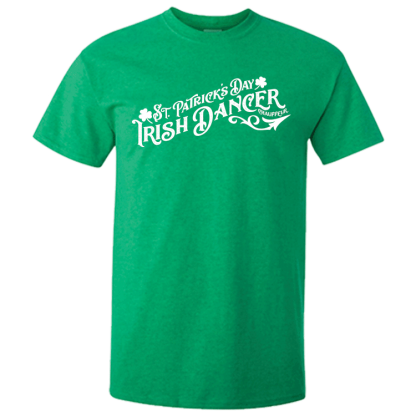 St Patricks Day Irish Dancer Chauffeur Classic