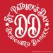 St Patricks Day Designated Dancer Icon