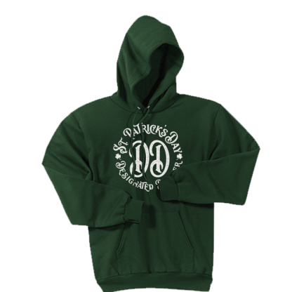 St Patricks Day Designated Dancer Hoodie