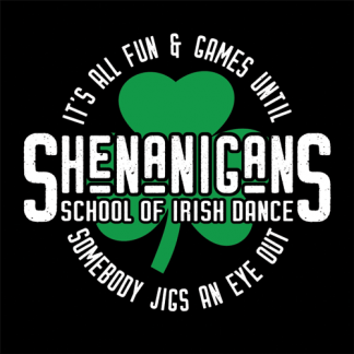 Shenanigans School Of Irish Dance Icon
