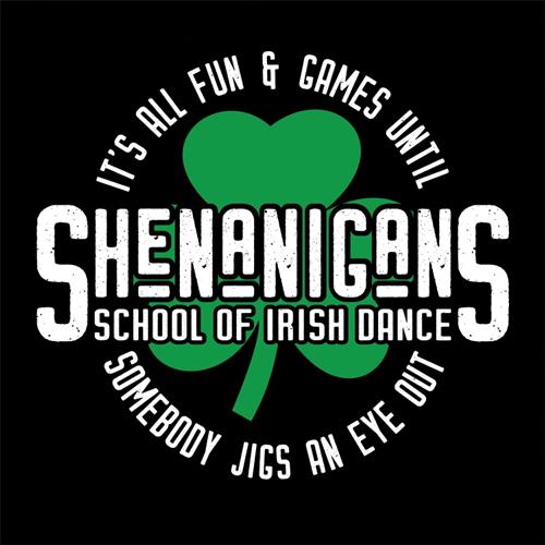 Shenanigans School Of Irish Dance Icon
