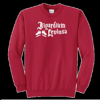 Jigardium Leviosa Hard Shoes Crew Sweatshirt