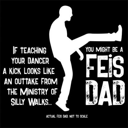Steve Silly Walks Feis Dad Icon