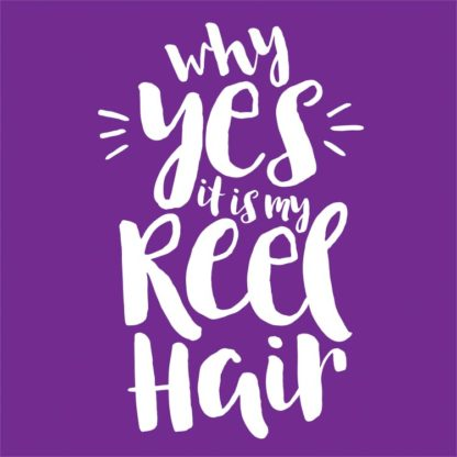 Reel Hair Icon