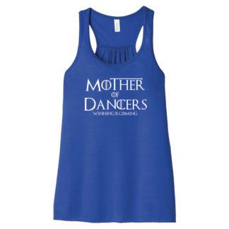 Mother Of Dancers Winning Is Coming Racerbank