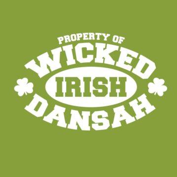 Wicked Irish Dancer