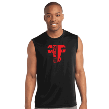 Fusion Fighters 2019 Irish Dance Unisex Sleeveless Performance Tee