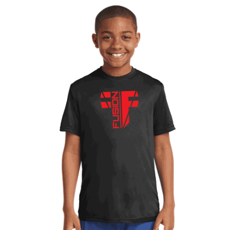 Fusion Fighters 2019 Irish Dance Youth Performance Tee