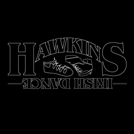 Hawkins Irish Dance TShirt
